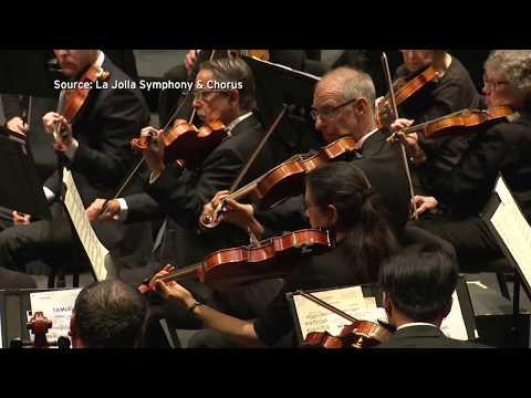 La Jolla Symphony, UC San Diego Celebrate 50 Years of Collaboration