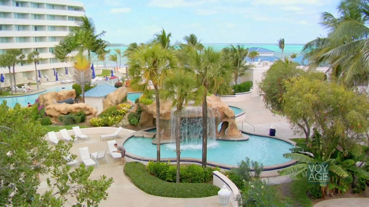 Sheraton Nau Beach Resort Bahamas On Voyage Tv