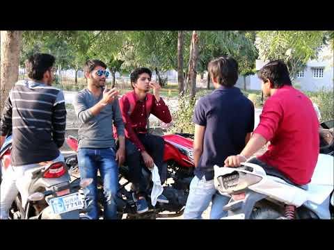 Desi boys Vs city boys || bike lovers || gang of friends by Manthan Raval