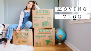 MOVING INTO OUR FIRST HOME!