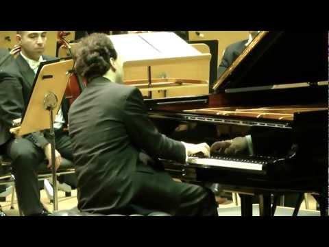 Evgeny Kissin-Strasbourg (12/12/2012) Encores of Edvard Grieg
