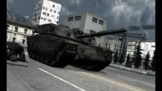 Conflict Zone - Intro