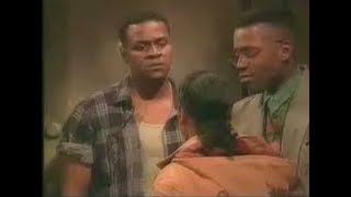 A Different World: 6x11 - Dwayne gets into a huge altercation