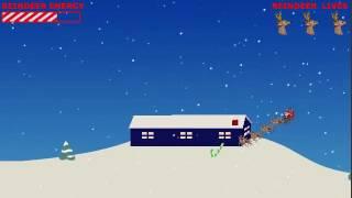 Santa's Landing - Y8 Games
