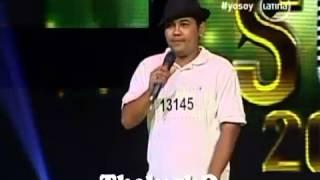Yo Soy 05-06-13 Doble de LUCHO CUELLAR [Yuri Alejandria Ordoñez] Casting 2013 [05/06/13]