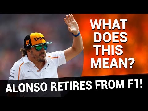 What Does Fernando Alonso's Retirement Mean For F1 And Motorsport?