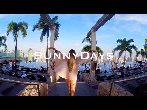 Сингапур 2.1 Марина бей, набережная небоскребы ,Сингапурский зоопарк. Marina Bay pool