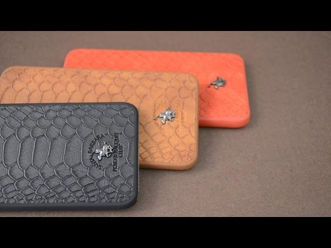 iPhone 7 Santa Barbara Knight  Leather PC Case Cover