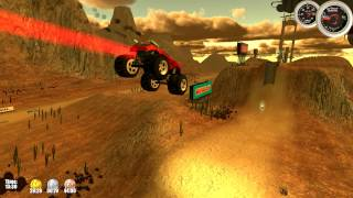 Monster Trucks Nitro PC Gameplay HD