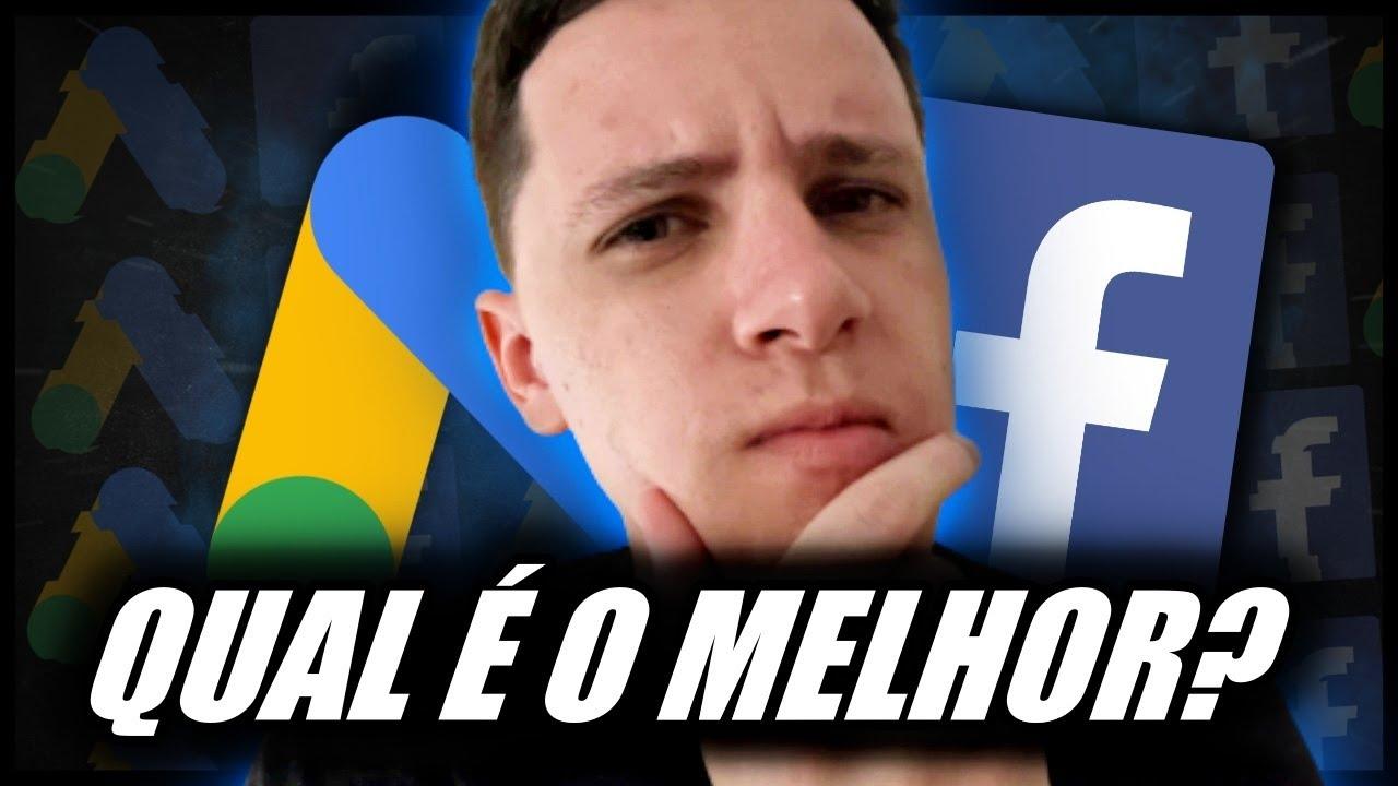 GOOGLE ADS OU FACEBOOK ADS: QUAL É O MELHOR?