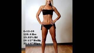 vuclip Sexy Bikini Body Mom- Brandi  Hitch Fit Transformation, Top Personal trainer Micah LaCerte