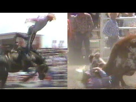 Calgary Stampede Rodeo, July 14 1991