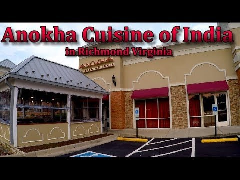 Anokha Cuisine Of India In Richmond Virginia