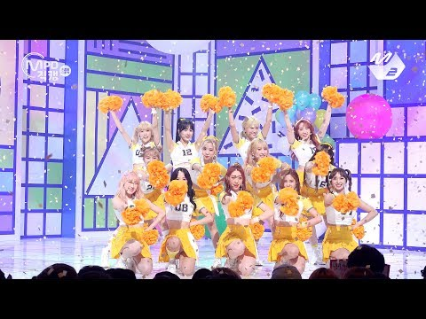 [MPD직캠] 우주소녀 직캠 4K 'HAPPY' (WJSN FanCam) | @MCOUNTDOWN_2017.6.8