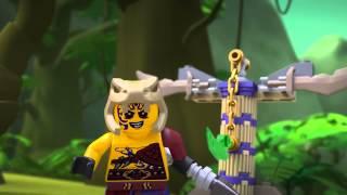 Kijk LEGO Ninjago 70755 Orman Savaşçısı filmpje