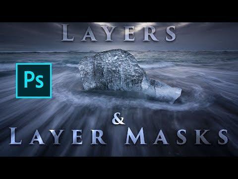 Layers and Layer Masks in Photoshop - Photoshop basics thumbnail