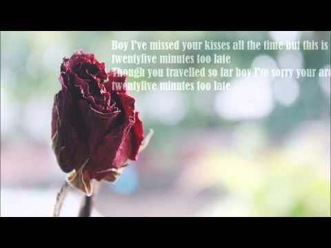 25 Minutes- MLTR (Lyrics)