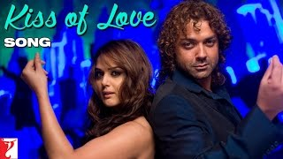 Kiss of Love - Full Song - Jhoom Barabar Jhoom