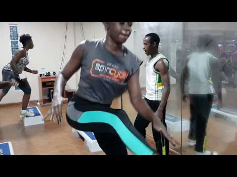 Fitlifewithchero - step class - Jamii Fitness Center