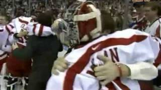 Boston University GW OT Goal vs. Miami