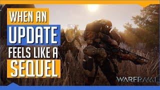Warframe | Plains of Eidolon Feels Like Warframe 2...