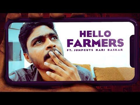 HELLO FARMERS feat. Jump Cuts Hari Baskar | Fully