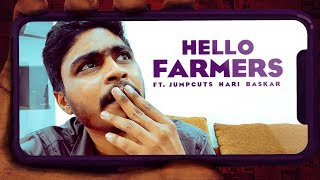 HELLO FARMERS feat. Jump Cuts Hari Baskar | Fully