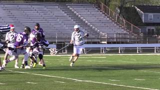"Marc ""Austin"" Church Lacrosse recruiting video"