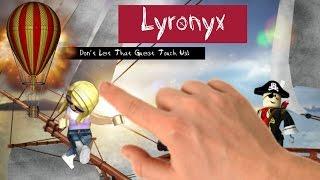 Lyronyx Roblox Ne laissez pas cet invité nous toucher! Attaque de montgolfière