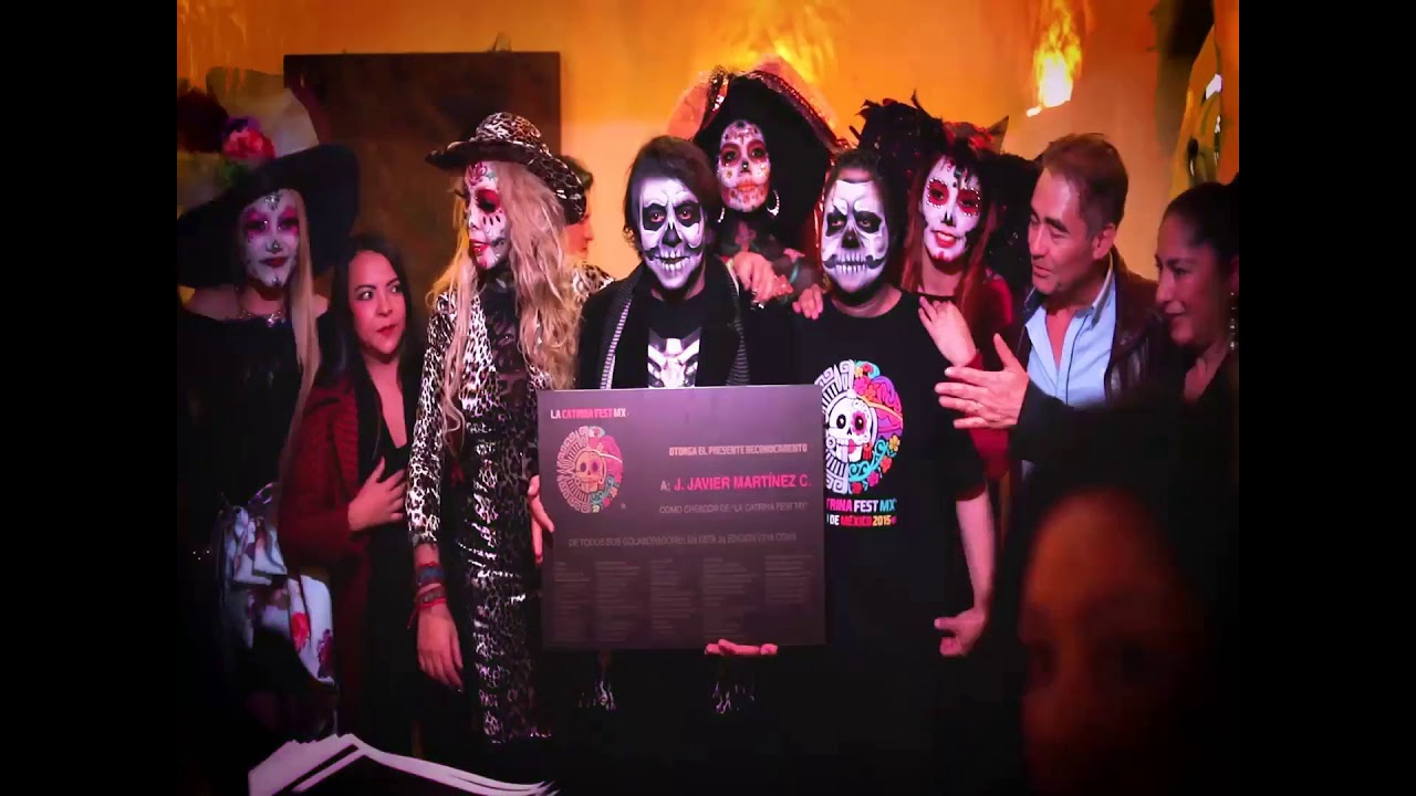 🎩Todo listo para nuestra cita anual - La Catrina Fest MX 2020