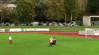 Voxx Vom Beisetal Wm Der Riesenschnauzer Mit Sergio Paladino 96 P.