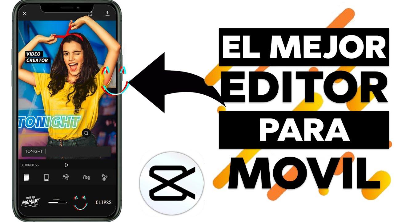 LA MEJOR APLICACIÓN PARA EDITAR VIDEOS DESDE ANDROID & IOS / CAPCUT EDITOR PROFESIONAL