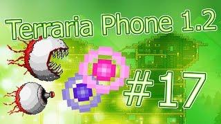 LP. HM. Terraria Phone #17 (Поражение Близнецов и фермы эссенций)