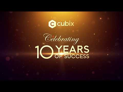 Cubix 10th Anniversary - Biggest Event Ever by Any Pakistan Based Software Development Company