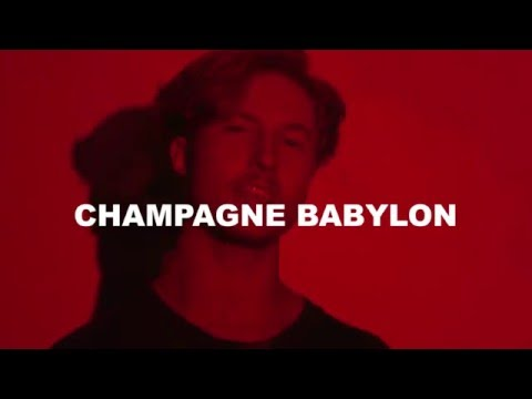 The Kids Don't Know What They Want - Champagne Babylon (Official Video)
