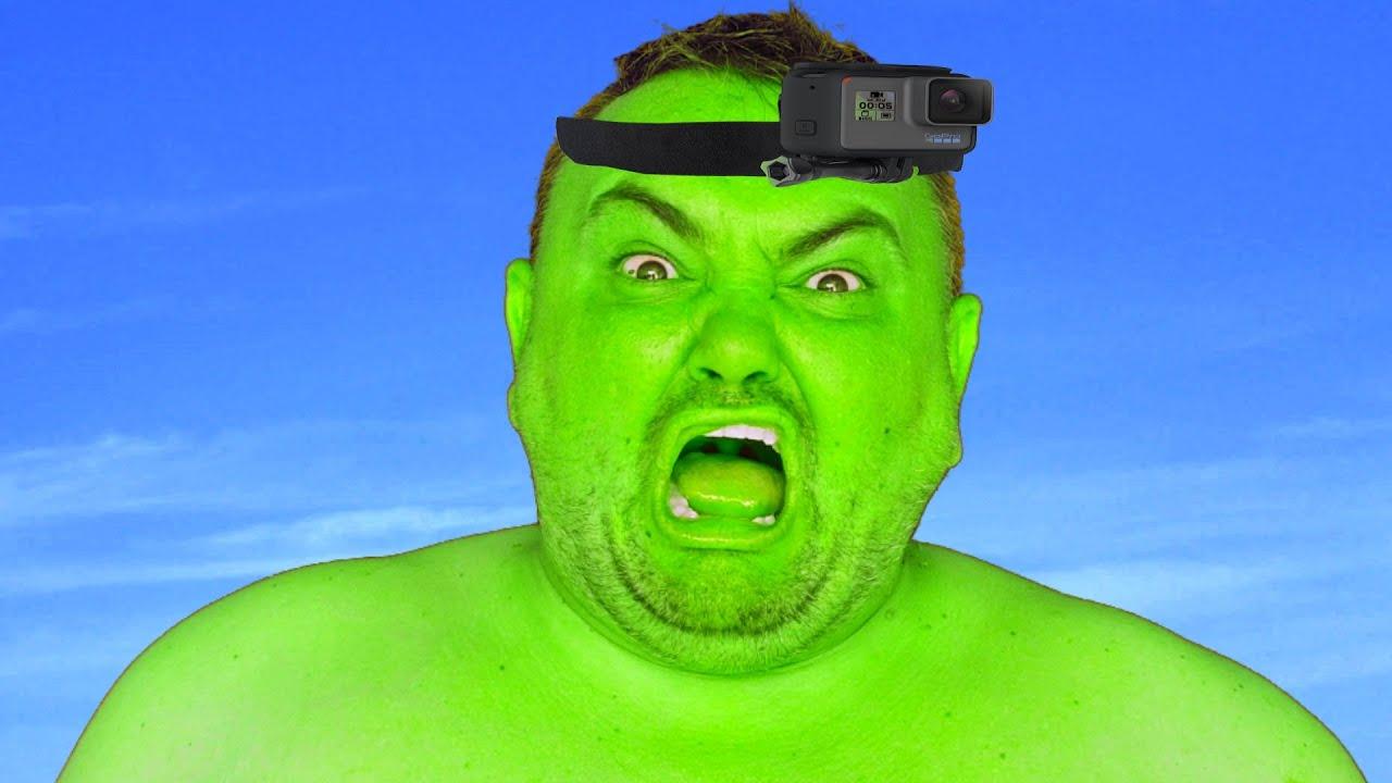 Hulk GoPro