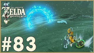 Zelda: Breath Of The Wild - Snowboarding! (83)