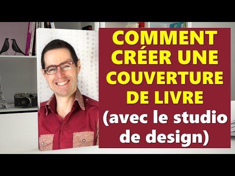 Créer une couverture ebook avec le studio design graphique de Builderall France