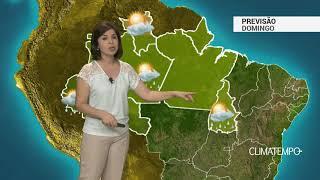 Previsão Norte – Tempo instável no AC e RO