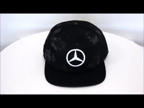 Gorra Mercedes AMG Oficial 2015 Lewis Hamilton JapónGP