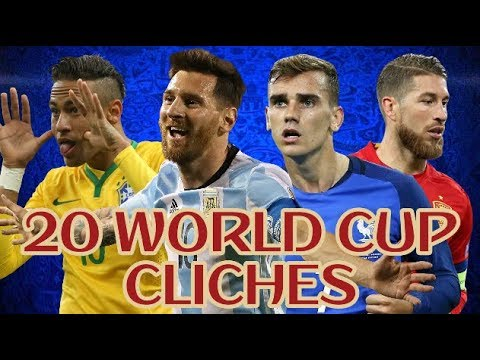 20 World Cup Cliches: How Many Can You Spot In Russia?