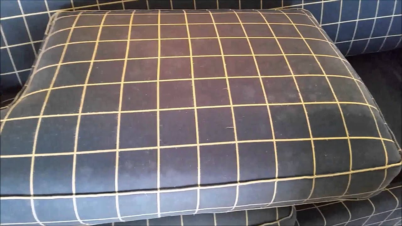 Mildew On Upholstery
