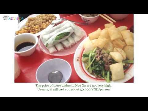 Hanoi cuisine streets | UrTravelAdvisor.com | Vietnam Travel Guide