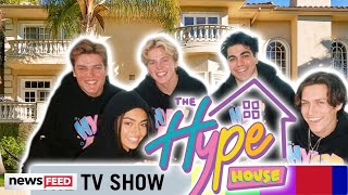 Details Emerge About Hype House TV SHOW!