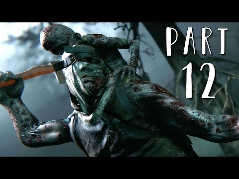 OUTLAST 2 Walkthrough Gameplay Part 12 - Laird Byron (Outlast II)