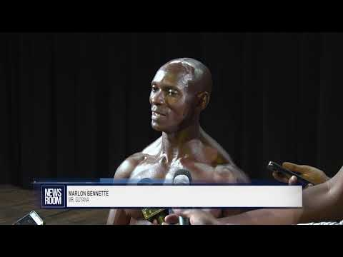 BENNETTE IS NEW 'MR  GUYANA'; CAMPBELL RETAINS MEN'S PHYSIQUE CROWN