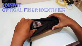 How to use - Optical Fiber Identifier JOINWIT (OFI) JW3306D