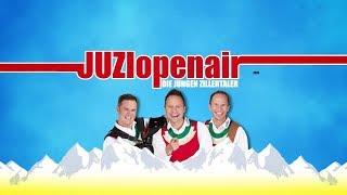 JUZI-OpenAir 2017 - Die jungen Zillertaler