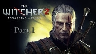 Let's Play - The Witcher 2 - Part 1 - PC