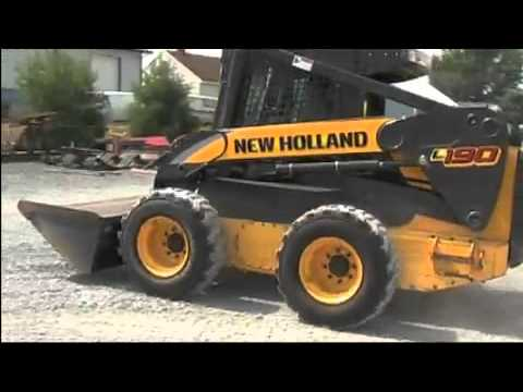 Repeat Mustang 2042 Skid Steer Loader by Lucky Phillips